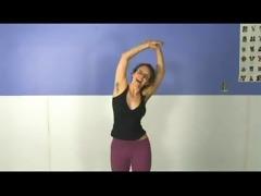 a yoga